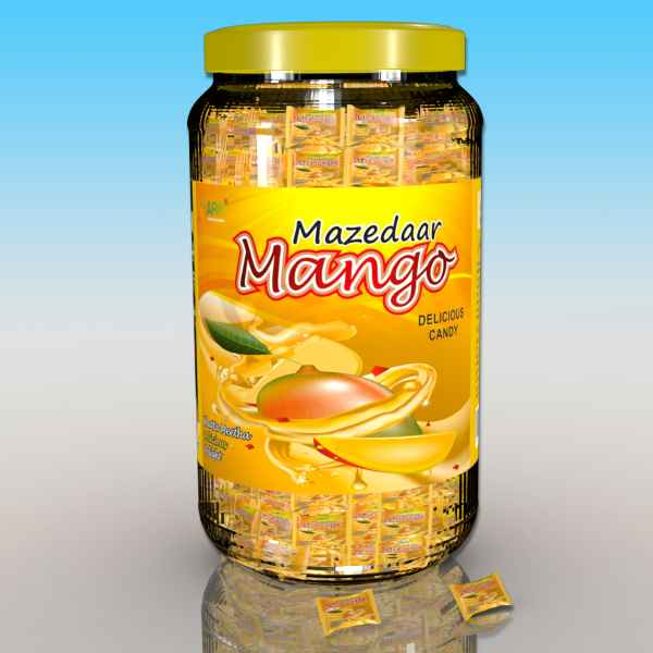 CANDY MANGO FLAVOUR