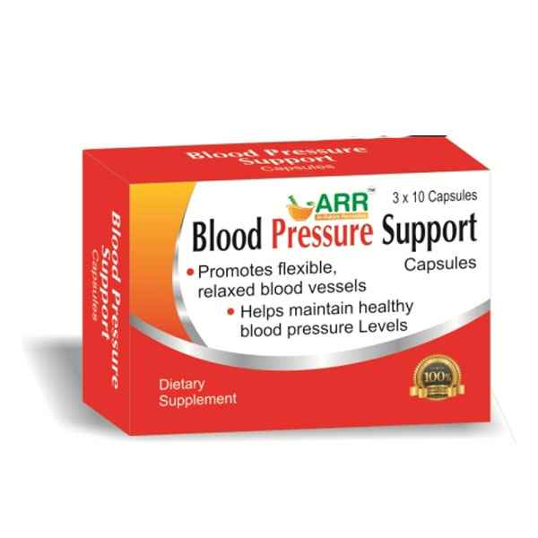 Blood Pressure Support Formulation-30