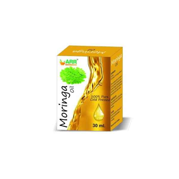 Moringa Oil Cold Pressed 30ml